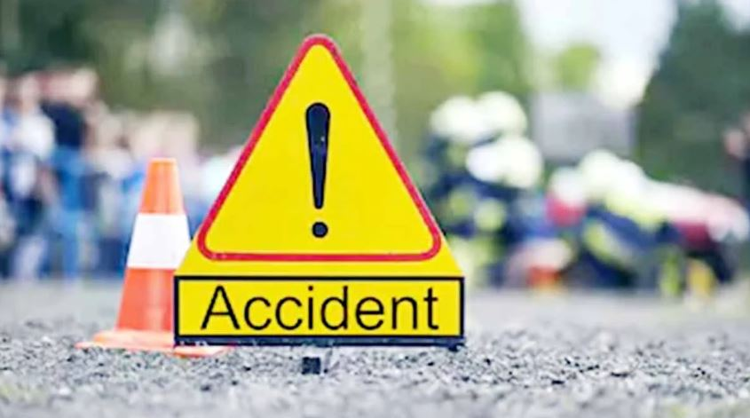 Five road accidents in Guwahati on Thursday