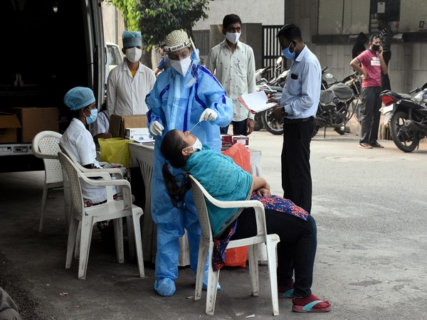 India reports 20,550 new COVID-19 cases, 286 deaths